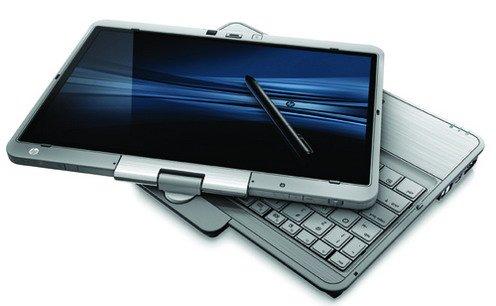 laptop hp elitebook laptop z ekranem dotykowym
