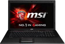 Laptop MSI do gier MSI GP70 2QF-643XPL 17,3